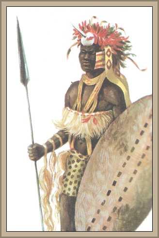 zulu guerrero