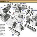 El Agora de Atenas Grecia Antigua Funcion Publica y Social Reuniones