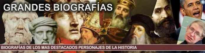 vida y obra de los grandes personajes de la historia