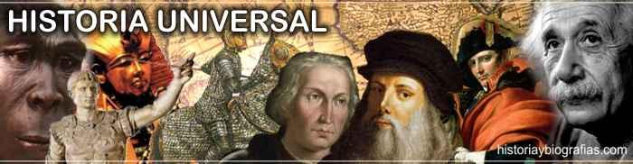 Hitos de Historia Universal – Biografías, Ciencias y Geografía