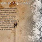 La Muerte de Arquimedes frente a un soldado Siracusa Matemático