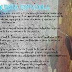 Conquista y Colonizacion Española en America España Conquista America