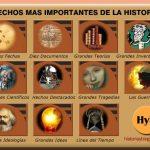 Hechos Mas Importantes de la Historia de la Humanidad Acontecimientos